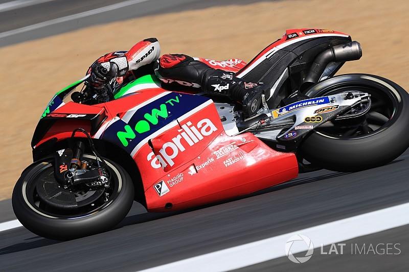 Aprilia confirma contratação de Iannone para 2019