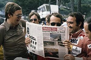 Formula 1 Obituary Veteran F1 writer Alan Henry passes away