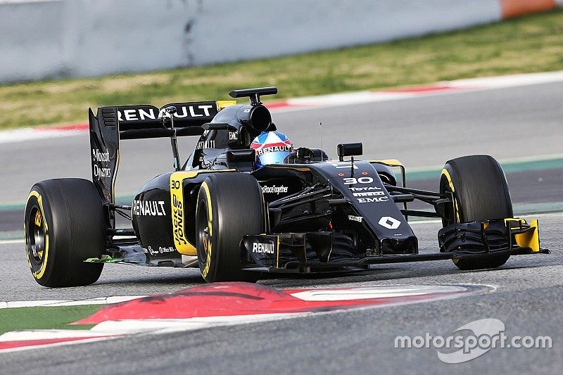 Renault confident of smaller engine deficit to Mercedes and Ferrari