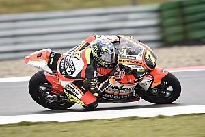Moto2 Actualités Lorenzo Baldassarri a pu quitter l'hôpital