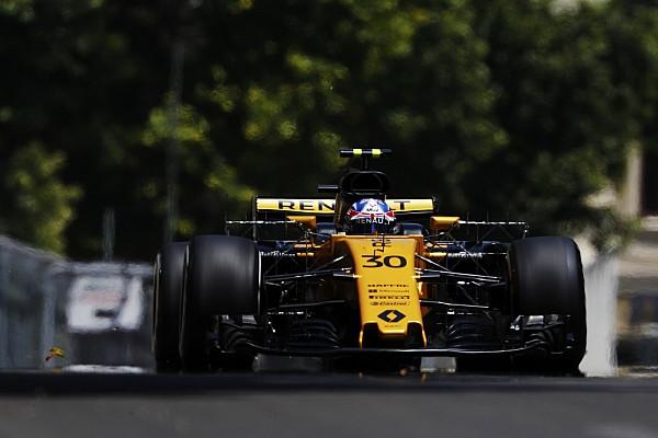 Formel 1 F1 in Baku 2017: