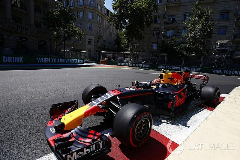 "Verstappen: ""Red Bull ahora está igual o delante de Ferrari"""