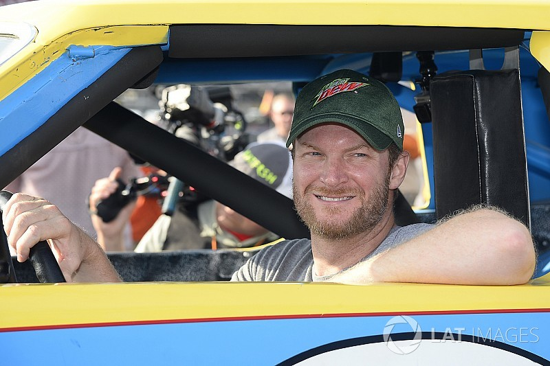 """Dale Jr. fails to win Talladega but still had """"a hell of a weekend"""""""