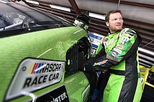 NASCAR Sprint Cup Crónica de Clasificación Dale Earnhardt Jr. gana la pole para Talladega