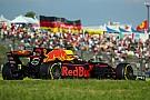 Földkamera nézetből Ricciardo előzése a Force India ellen
