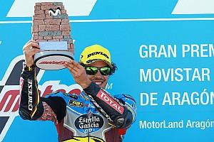 Moto2 Reactions Morbidelli puas dengan kemenangan di Aragon