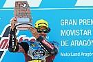 Moto2 Une victoire pour Morbidelli et surtout une bouffée d'oxygène au général