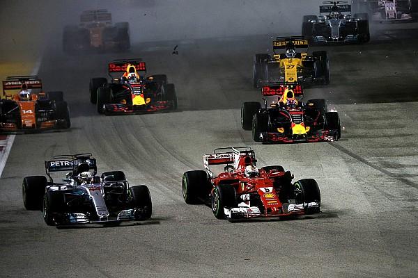 Hamilton verbijsterd over voorsprong in kampioenschap