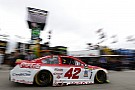 NASCAR Cup Larson tops second practice at NHMS over Blaney and Truex