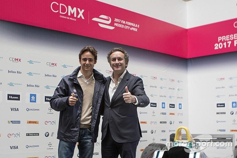 Agag ve un gran futuro para Gutiérrez en la Fórmula E