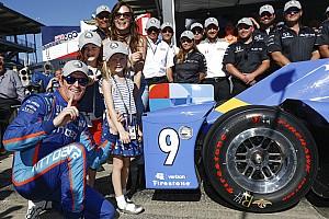 IndyCar Kwalificatieverslag