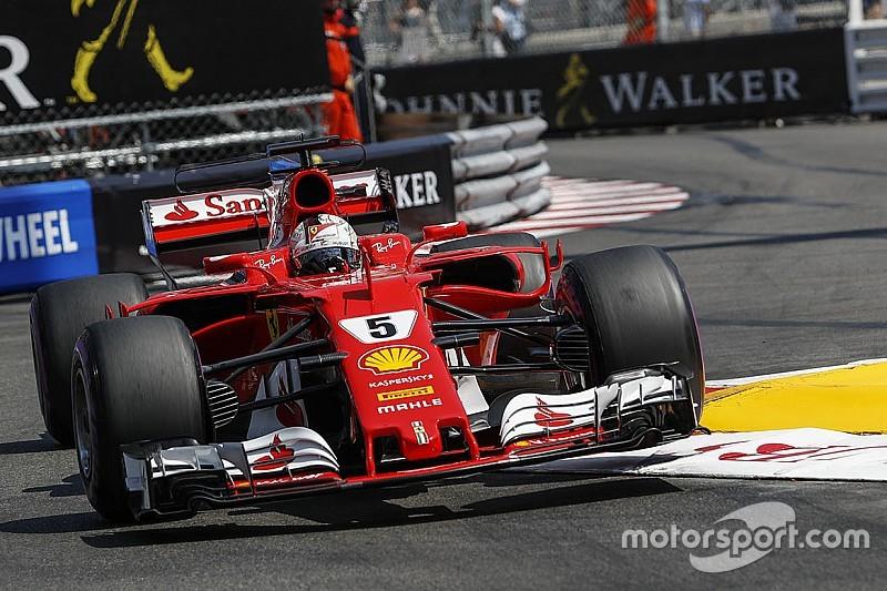 【F1】PPを逃したベッテル「最後のアタックでは欲張ってしまった」
