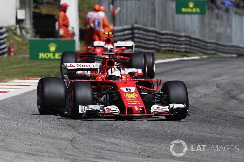 Vettel 3, Räikkönen már 100 pontos hátrányban van Hamiltonnal szemben