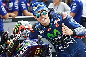MotoGP Crónica de Clasificación Viñales logró la pole y Márquez se cayó en Misano
