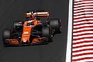 F1 Vandoorne penaliza 35 posiciones por mejoras de Honda