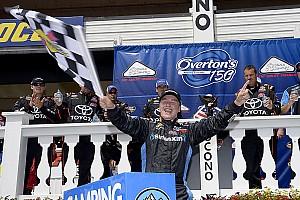 NASCAR Truck Relato da corrida Em Pocono, Bell conquista quarta vitória de 2017