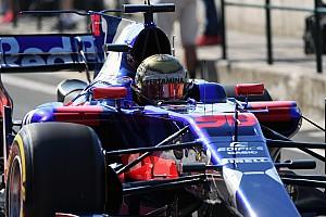 Komparasi: Gelael vs duo pembalap utama Toro Rosso di Hongaria