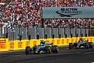 Bottas cree que no todo compañero de equipo hace lo que hizo Hamilton