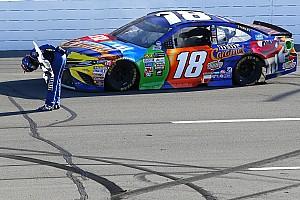 NASCAR Cup Gara Finalmente Kyle Busch: la gara di Pocono è sua
