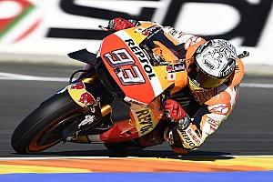 MotoGP Practice report Valencia MotoGP: Marquez shades Vinales in third practice