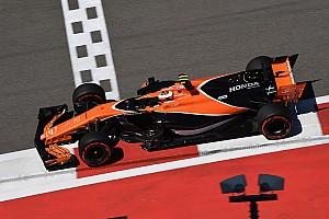 Formule 1 Contenu spécial Chronique Vandoorne - Petit boost pour McLaren en Russie