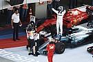 بوتاس يتغلّب على ثنائي فيراري ويُحقّق فوزه الأوّل في سباق روسيا