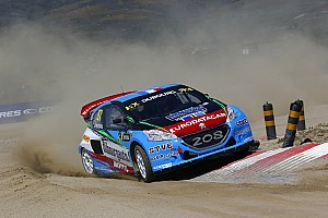 World Rallycross Preview Dubourg vise les demi-finales à domicile