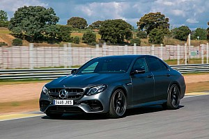 Automotive Noticias de última hora Mercedes-AMG E 63 S 4MATIC 2017: la bestia anda suelta