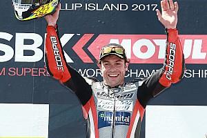 WSBK Ultime notizie Grillini affida la sua Suzuki a Roberto Rolfo nel Mondiale SBK 2018
