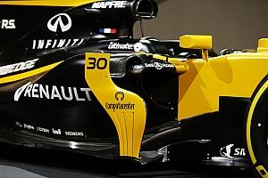 Egészen közelről a Renault új forma-1-es autója