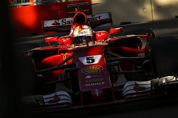 Formula 1 Breaking news Button: F1 harus 'move on' dari kontroversi Vettel
