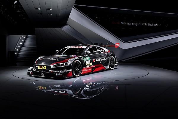 DTM Новость Audi показала новую машину для DTM
