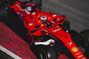 Formula 1 Testing report Barcelona F1 test: Raikkonen tops final day of first week