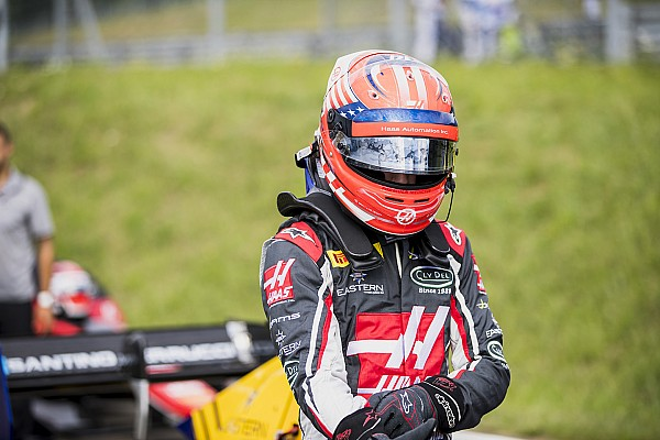 Ferrucci, protegido de Haas, pasa de GP3 a F2