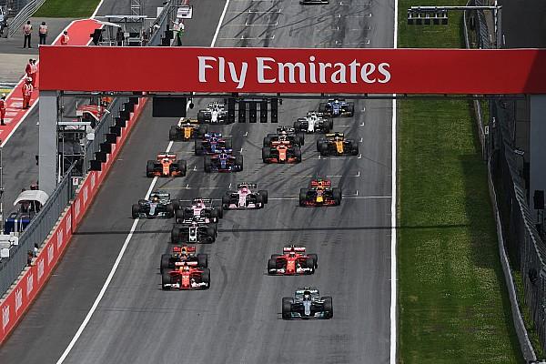 Fórmula 1 Últimas notícias FIA aumenta o rigor na regra de largadas a partir de 2018