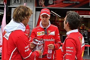F1 Noticias de última hora Vettel no tiene prisa por firmar un nuevo acuerdo con Ferrari