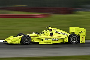 IndyCar News Simon Pagenaud hat beim IndyCar-Finale in Sonoma