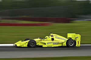 IndyCar Breaking news Mid-Ohio IndyCar: Pagenaud sets early practice pace