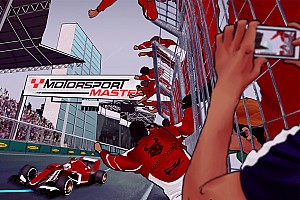"Sim racing Motorsport.com hírek Menedzseld a saját csapatod – ""Motorsport Master"" a Motorsport Networktől"