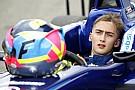 فورمولا 3 الأوروبية فورمولا 3 الأوروبيّة: هابسبرغ يُحرز فوزه الأوّل في البطولة من بوابة السباق الثاني في سبا