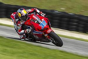WSBK Ultime notizie Honda: sarà Jake Gagne il sostituto di Nicky Hayden a Laguna Seca