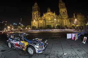 WRC Nieuws Overwinning Trump bijna fataal voor Rally van Mexico