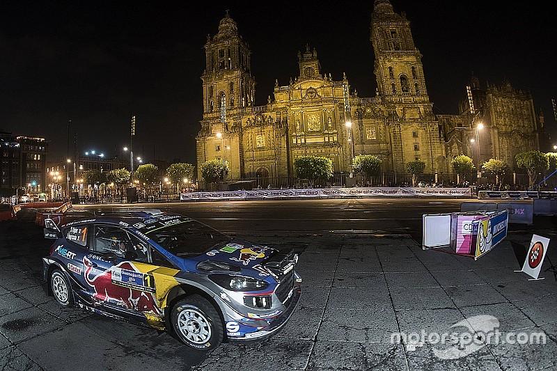 La victoria de Trump puso en aprietos al Rally de México