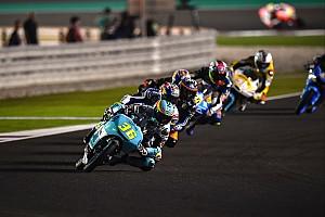 Moto3 Gara Mir batte McPhee e si prende il GP del Qatar. Gli italiani giù dal podio
