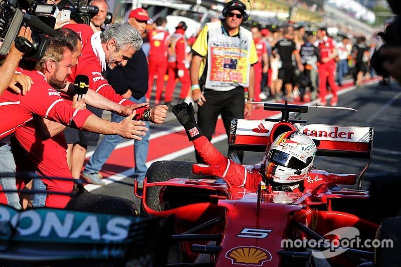 Metin Mete yazdı: Ferrari nasıl kazandı?