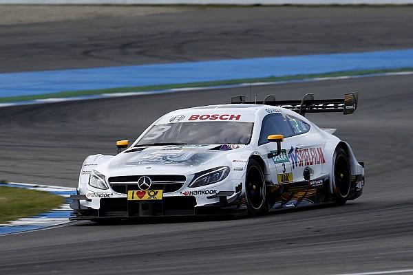 Gemischte Gefühle bei Mercedes nach DTM-Auftaktsieg in Hockenheim