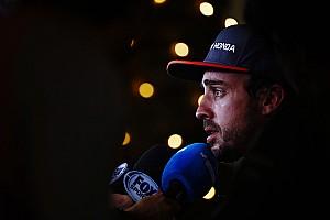 Alonso califica de