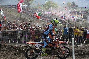 MXGP Noticias de última hora Así fue el histórico GP de Trentino de MXGP