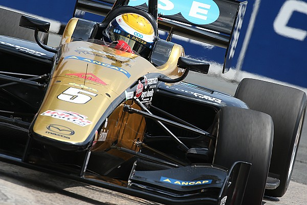 Indy Lights Gara Urrutia regola Herta e centra il successo in Gara 1 a Mid-Ohio
