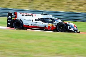 WEC Verslag vrije training WEC Nürburgring: Porsche boven in eerste training